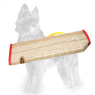 Jute Bite Sleeve Cover for German Shepherd Training