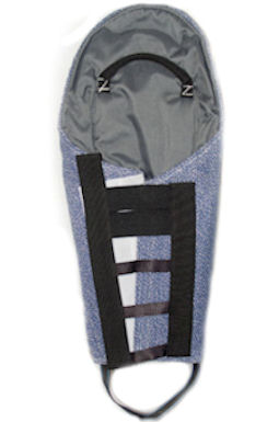 Fashion Leg Bite Sleeve - Training Leg Sleeve With Bite Bar