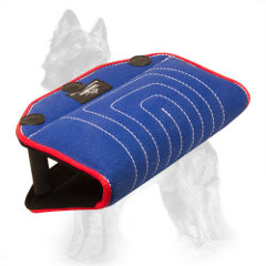 German Shepherd Bite Builder French Linen Developer for Puppies and Young Dogs