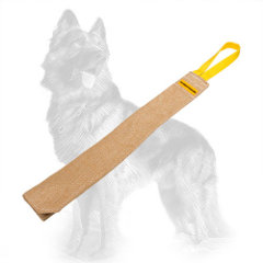 Training Jute German-Shepherd Bite Rag for Puppies and Young Dogs