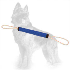 French Linen German-Shepherd Bite Roll for Puppy Training
