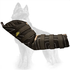 Hidden French Linen German Shepherd Bite Sleeve for Professional Training
