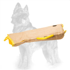 Jute German Shepherd Bite Sleeve for Young Dogs Training