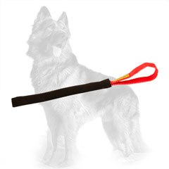 French Linen German-Shepherd Bite Tug Pocket Toy for Training Puppies