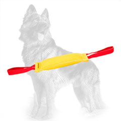 French Linen German Shepherd Bite Tug for Effective Training