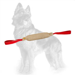 Jute German-Shepherd Bite Tug for Effective Training