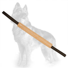 Leather German-Shepherd Bite Tug for Puppy Training