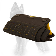 German-Shepherd Bite Builder with Padded Hard Handles inside