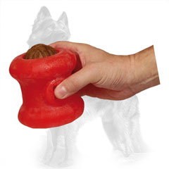 Chew German Shepherd Toy Big with Treat