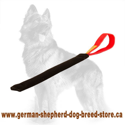 Pocket French Linen German Shepherd Bite Toy for Puppy Training