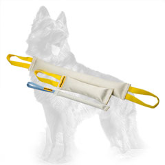 Fire Hose German-Shepherd Training Set with Pocket Toy as Gift