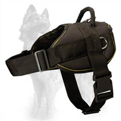 Strong Nylon German Shepherd Breed Harness For Pulling