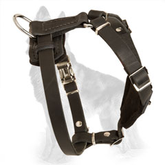 Easy Adjustable German-Shepherd Harness for Puppies