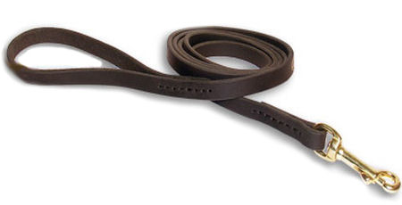 Training Dog Leash- 5 foot – 150cm – Leather LEASH