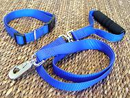 Very comfortable walking dog leash with swivel